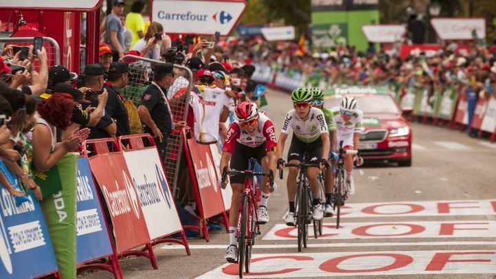 El final de La Vuelta: se pide a los madrileños no acudir
