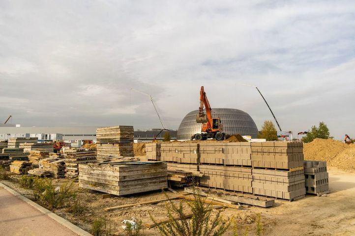Sanidad confirma un sobrecoste de 100 millones en la construcción del Hospital Isabel Zendal