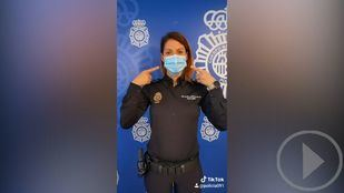 La Policía Nacional estrena TikTok para llegar a los jóvenes