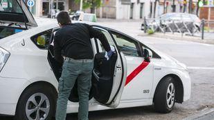 Detenida por no pagar un viaje en taxi de Madrid a Alicante