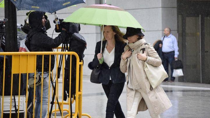Rosalía Iglesias, la mujer de Bárcenas, ingresa en la prisión de Alcalá Meco