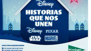 El Corte Inglés y Disney cierran un acuerdo histórico en su campaña de Navidad