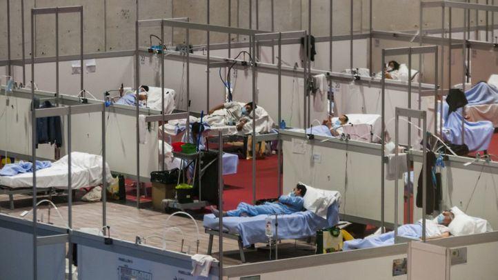 Madrid notifica 243 casos, 106 en las últimas 24 horas, y 26 fallecidos