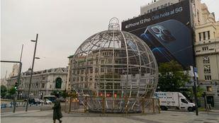 El alumbrado navideño de Madrid se encenderá la última semana de noviembre