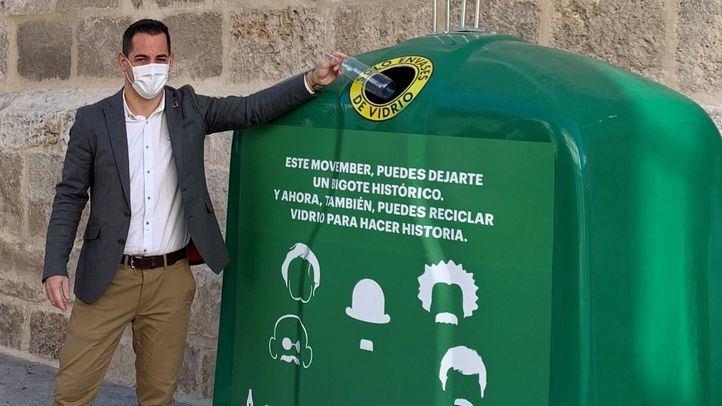 Ecovidrio reta a convertir todos los envases de vidrio reciclados en euros para la lucha contra el Cáncer