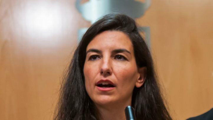 Rocío Monasterio, líder de Vox