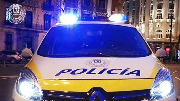 Dos detenidos por andar con dos machetes de 46 centímetros