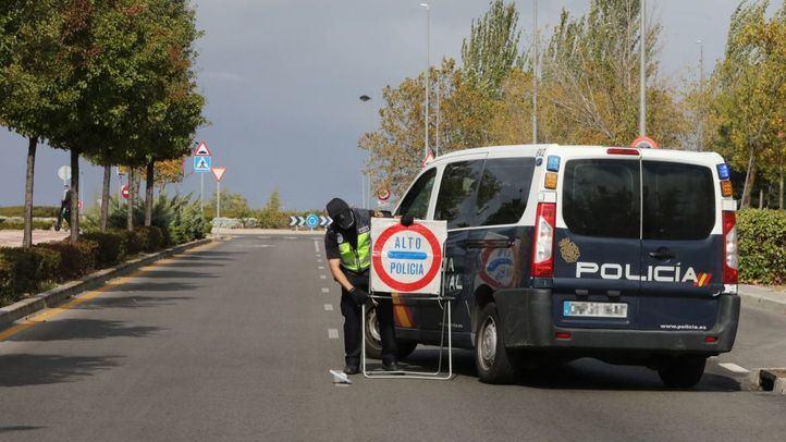 Madrid no contempla el cierre perimetral en el puente de diciembre