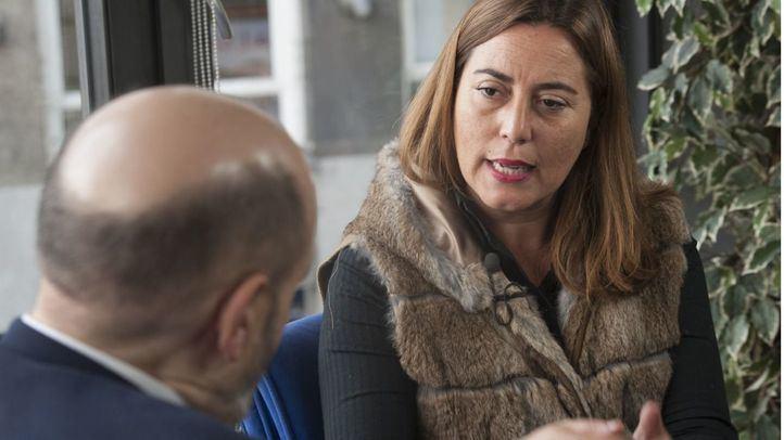 Ana Milán, alcaldesa de Arroyomolinos