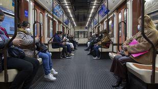 Retirado del servicio un vigilante de Metro por un incidente con un joven