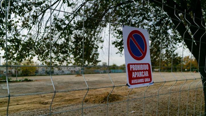 Los vecinos piden la gratuidad del aparcamiento disuasorio de Aviación Española