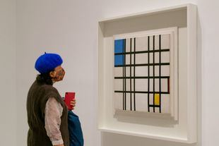 """La retrospectiva """"Mondrian y De Stijl"""" llega al Museo Reina Sofía"""