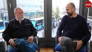 José Brías y Toni Pino.