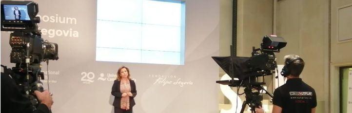 El presente y futuro de un sistema educativo adaptado a la pandemia en el VI Simposium Felipe Segovia