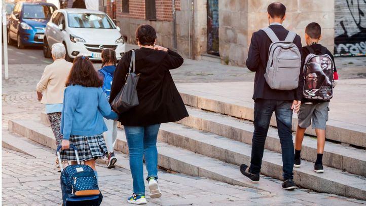 Seleccionados 580 centros educativos para desarrollar el estudio de seroprevalencia
