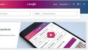 Renfe amplía la vigencia de los códigos retorno de los billetes anulados durante el estado de alarma