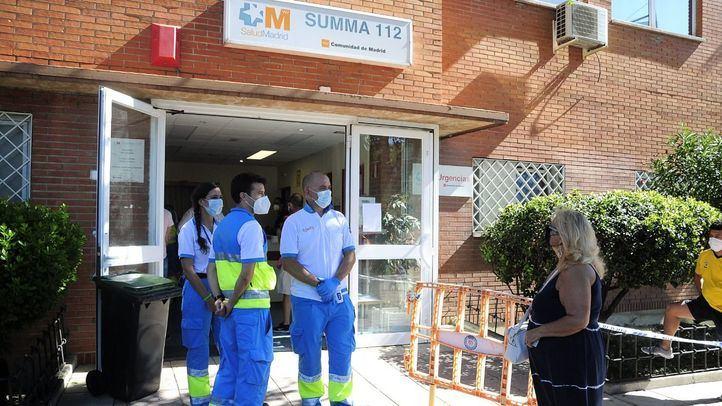 Madrid suma 1.517 casos nuevos, 749 de las últimas 24 horas, y 31 fallecidos