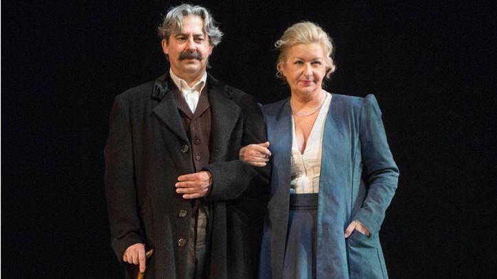 Obra 'Galdós, sombra y realidad' en el Teatro Español