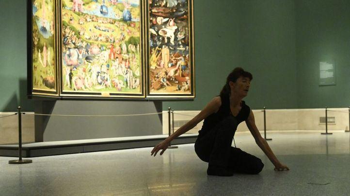 Coreógrafas de la talla de Blanca li y Carmen Werner bailan en el Museo del Prado