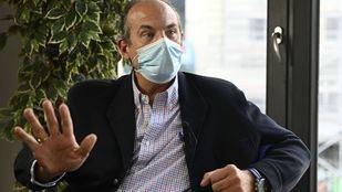 Javier García, anestesiólogo: