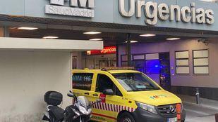 Atropellada una chica de 16 años en una calle de Valdetorres de Jarama