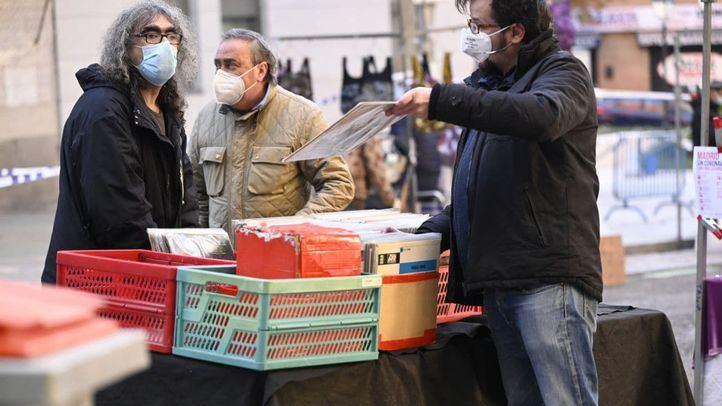 Vuelve el Rastro, el único mercado patrimonio cultural de Madrid
