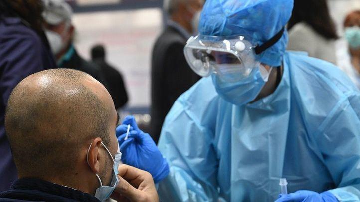 Los test de antígenos llegarán a siete nuevas zonas básicas de salud esta semana
