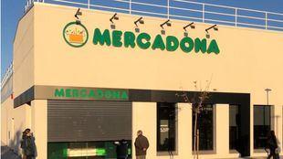 Mercadona de San MArtín de la Vega
