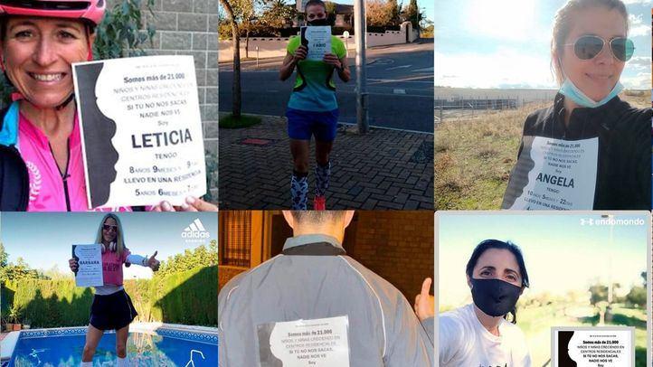 La carrera virtual de ASEAF cumple el objetivo de recorrer 21.000 kilómetros por la acogida familiar