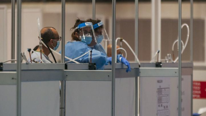 Madrid suma 248 nuevos positivos, 81 de las últimas 24 horas, y 22 fallecidos