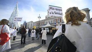 Los médicos de Madrid vuelven a Sol para reclamar un trato justo