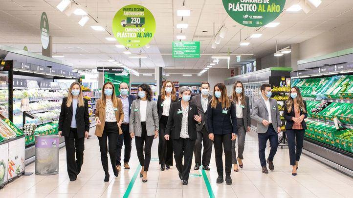 Mercadona acelera su estrategia para reducir el plástico con una inversión de más de 140 millones de euros