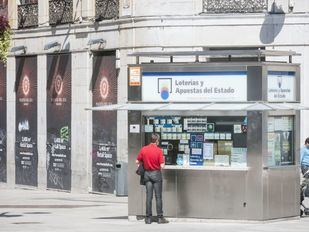 BBVA permite pagar y cobrar en las administraciones de Loterías con un código QR vía Bizum