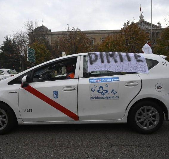 El Ayuntamiento recalca que no tiene capacidad para reducir la oferta del taxi