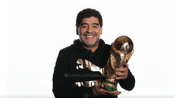 Muere Diego Armando Maradona a los 60 años