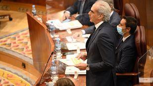 Ruiz Escudero avanza que los casos positivos por Covid han descendido en un 75 por ciento