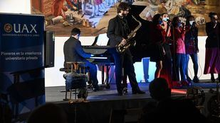 Cultura, música y excelencia; la simbiosis perfecta de la mano de UAX, la Real Fábrica de Tapices e Hinves Pianos