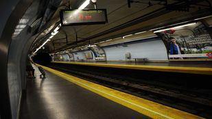 Las obras de la estación de metro de Tribunal terminarán en el primer trimestre de 2021