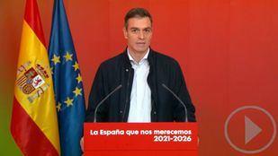 Sánchez pide anteponer la 'precaución' a la Navidad