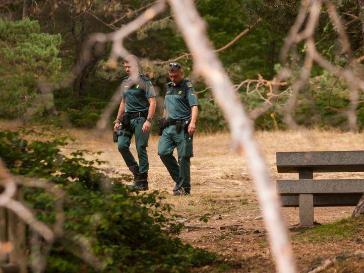Rescatados cinco senderistas, uno de ellos fallecido, en el monte de Abantos