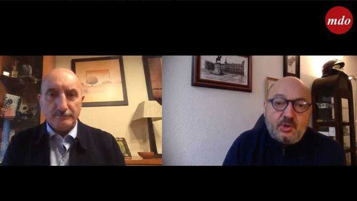 Alipio Gutiérrez relata la realidad de los sanitarios en 'COVID-19. Nuestra Guerra'