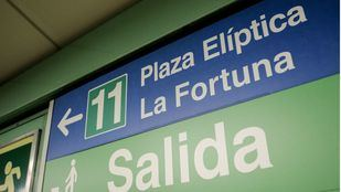 Aguado y Garrido anuncian la 'Diagonal de Madrid', una extensión de la línea 11 de Metro
