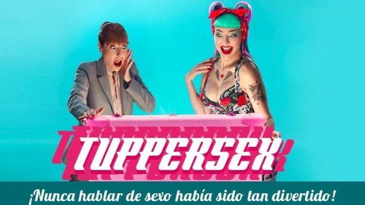 'Tuppersex' en el Nuevo Teatro Alcalá