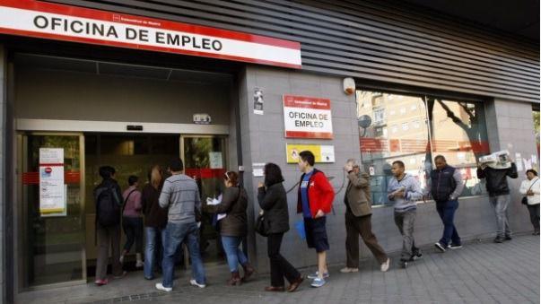 La tasa de paro en España en 2021