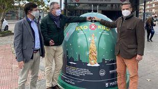El Ayuntamiento de Madrid y Ecovidrio impulsan la campaña solidaria '1 kilo de vidrio por 1 kilo de comida'