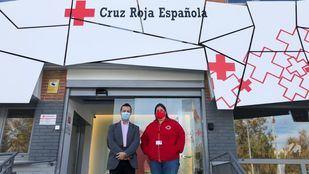 Donación Mercadona Cruz Roja Getafe