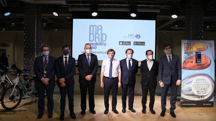 'Madrid Mobility 360': una app para calcular la mejor manera de moverse por la capital