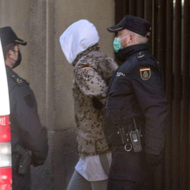La juez deja en libertad al bailarín Rafael Amargo y los otros tres detenidos