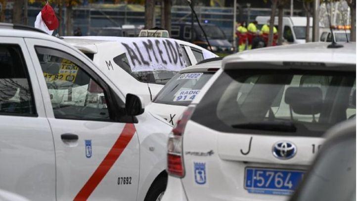 Concentración taxis