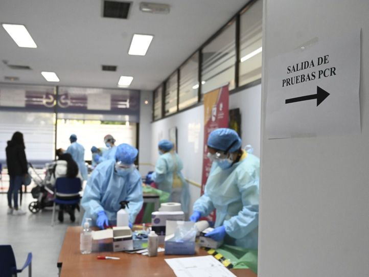 Madrid registra 644 nuevos positivos y 15 fallecidos por Covid en las últimas 24 horas
